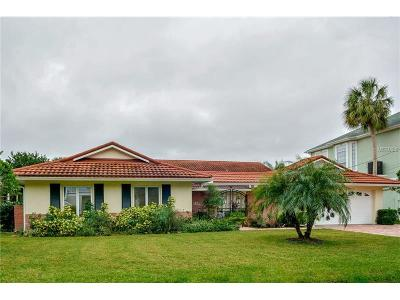New Port Richey Single Family Home For Sale: 5512 Manatee Point Drive