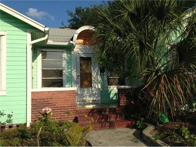 Clearwater Beach Multi Family Home For Sale: 658 Mandalay Avenue