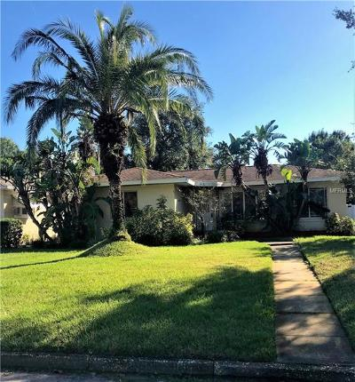 Gulfport Single Family Home For Sale: 6238 14th Avenue S