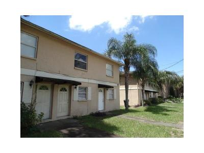 Tampa Townhouse For Sale: 501 E Columbus Drive