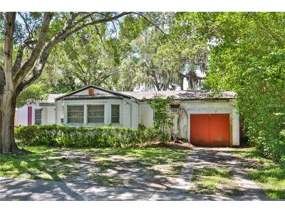 Clearwater Single Family Home For Sale: 1111 Jackson Road