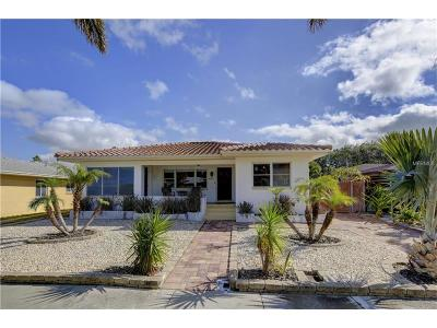 Clearwater Beach Single Family Home For Sale: 839 Lantana Avenue