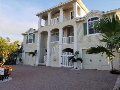 St Pete Beach Single Family Home For Sale: 232 45th Avenue