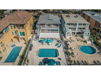 Indian Shores Multi Family Home For Sale: 19310 Gulf Boulevard