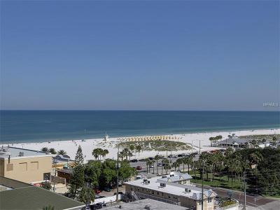 Clearwater Beach Condo For Sale: 501 Mandalay Avenue #1001