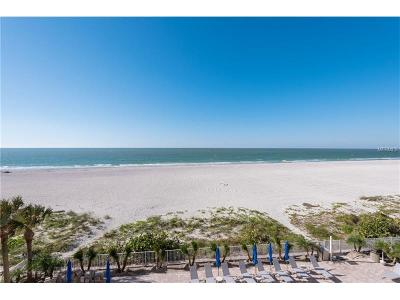 Clearwater Condo For Sale: 1370 Gulf Boulevard #401