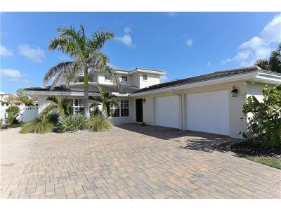 Clearwater Beach Single Family Home For Sale: 178 Bayside Drive