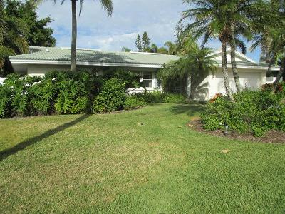 Belleair Single Family Home For Sale: 113 9th Street