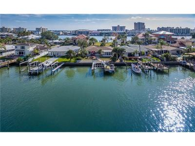 Clearwater Beach Single Family Home For Sale: 170 Bayside Drive