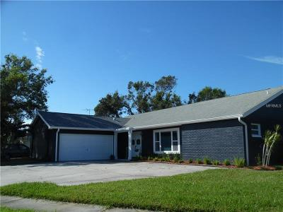 Clearwater Single Family Home For Sale: 1929 Arvis Circle E