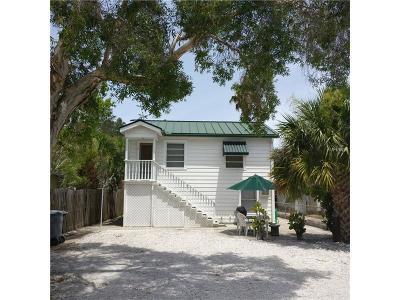 Treasure Island Single Family Home For Sale: 112 121st Avenue