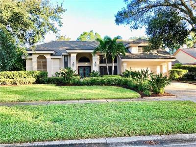 Clearwater Single Family Home For Sale: 2826 Chancery Lane
