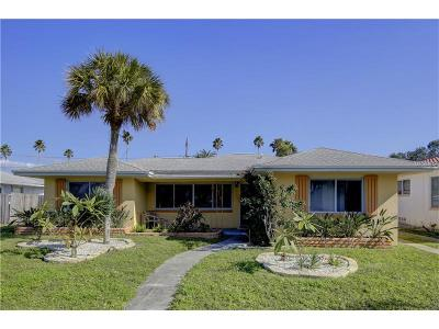 Clearwater Beach Single Family Home For Sale: 843 Lantana Avenue