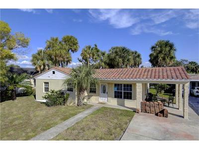 Clearwater Beach Single Family Home For Sale: 763 Mandalay Avenue