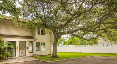 St Petersburg Townhouse For Sale: 6301 23rd Street N