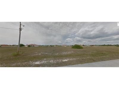 Cape Coral FL Residential Lots & Land For Sale: $19,500