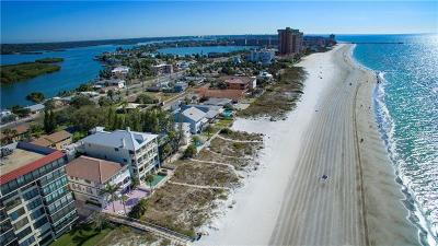 Redington Beach, Redington Shores Condo For Sale: 18270 Sunset Boulevard #B