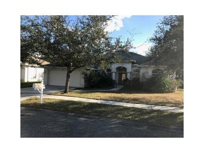 Wesley Chapel Single Family Home For Sale: 27534 Sora Boulevard