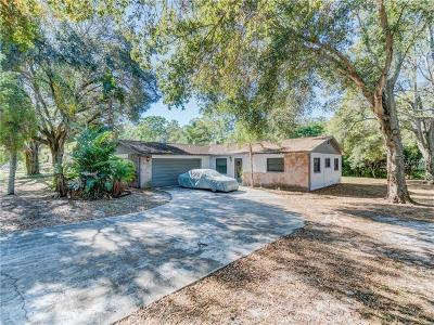 Clearwater Single Family Home For Sale: 1604 W Virginia Lane
