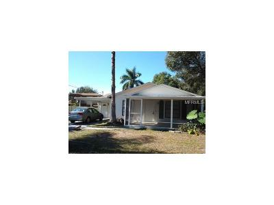 Sarasota Single Family Home For Sale: 814 Bacon Avenue
