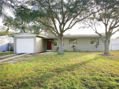 Pinellas Park Single Family Home For Sale: 8443 58th Way N