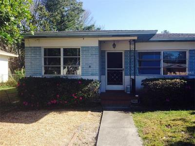 Gulfport FL Single Family Home For Sale: $189,900