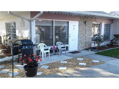 Pasco County Condo For Sale: 4315 Tahitian Gardens Circle E #H