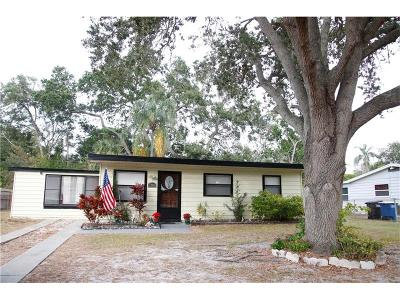 Clearwater Single Family Home For Sale: 1360 Fairmont Street