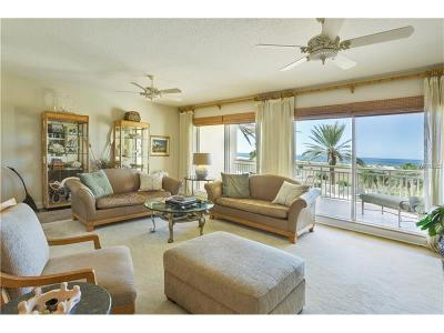 Clearwater Beach Condo For Sale: 1200 Gulf Boulevard #204