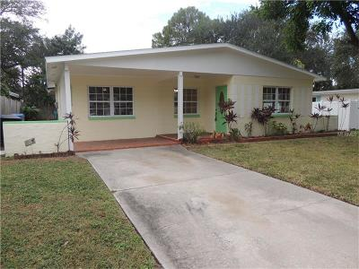 St Petersburg Single Family Home For Sale: 4226 Helena Street NE