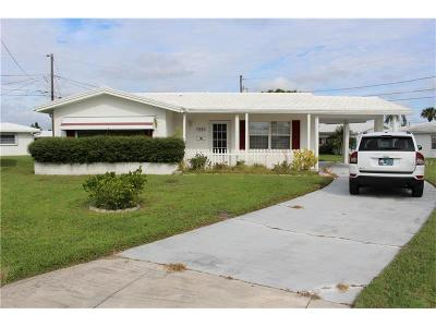 Pinellas Park Single Family Home For Sale: 9845 44th Way N