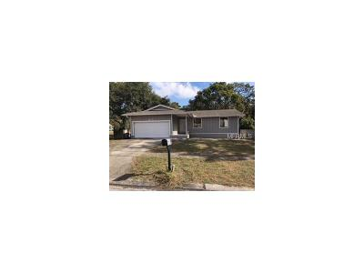 Palm Harbor Single Family Home For Sale: 4991 Robin Trail