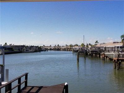 Saint Petersburg, St Petersburg Condo For Sale: 128 Boca Ciega Point Boulevard N #1604
