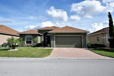 Clermont, Davenport, Haines City, Winter Haven, Kissimmee, Poinciana Single Family Home For Sale: 5229 Pebble Beach Boulevard