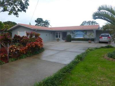 Seminole Single Family Home For Sale: 9558 Oakhurst Road