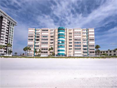 Redington Shores Condo For Sale: 17400 Gulf Boulevard #F9