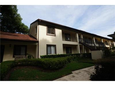 Palm Harbor Condo For Sale: 3590 Magnolia Ridge Circle #G (1121