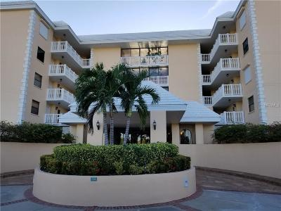 Pinellas County Rental For Rent: 6600 Sunset Way #505