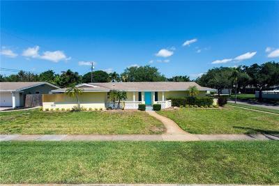 St Petersburg Single Family Home For Sale: 1182 Eden Isle Drive NE