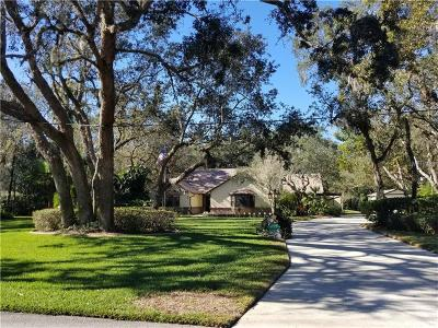 Pasco County, Hernando County Single Family Home For Sale: 6525 Millstone Drive