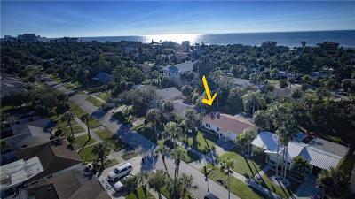 Clearwater Beach Single Family Home For Sale: 862 Lantana Avenue