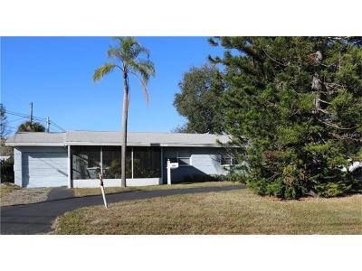 St Petersburg Single Family Home For Sale: 429 55 Avenue NE