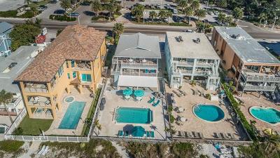 Indian Rocks Beach, Indian Shores, Largo, Madeira Beach, N. Redington, North Redington Beach, Redington Beach, Redington Shores, Saint Pete Beach, Seminole, St Pete Beach, St. Pete Beach, Treasure Island Single Family Home For Sale: 19310 Gulf Boulevard