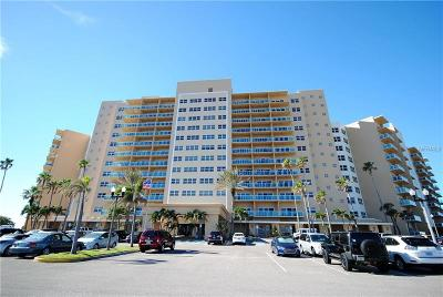 Clearwater Beach Condo For Sale: 880 Mandalay Avenue #S405