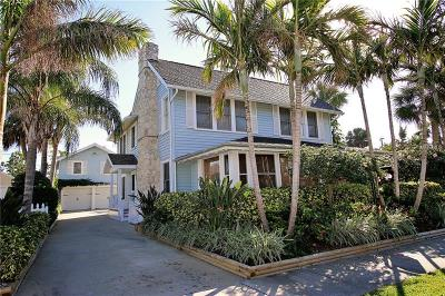 Clearwater Beach Single Family Home For Sale: 719 Eldorado Avenue