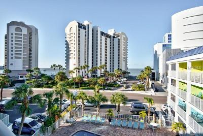Clearwater Beach Condo For Sale: 445 S Gulfview Boulevard #422