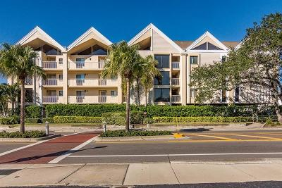 Indian Rocks Beach Condo For Sale: 1108 Gulf Boulevard #204