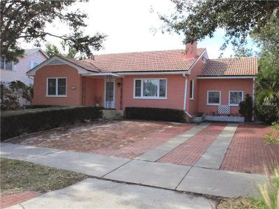 Clearwater Beach Single Family Home For Sale: 852 Narcissus Avenue