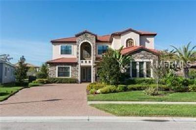 Palm Harbor Single Family Home For Sale: 2610 N Grand Lakeside Drive