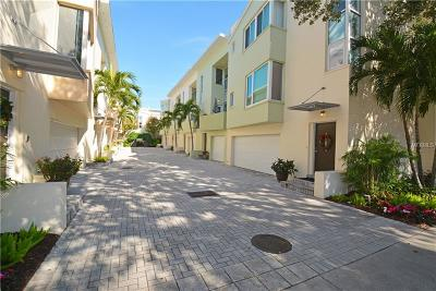 St Petersburg FL Townhouse For Sale: $399,000